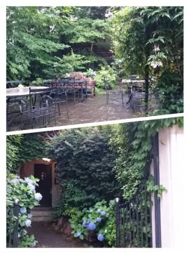 梅雨空模様